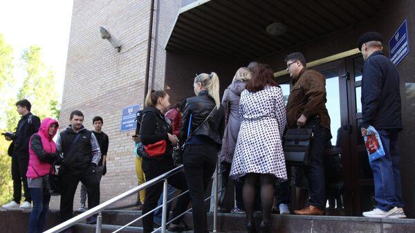 Минтруд назвал условие получения жителями Донбасса российской пенсии