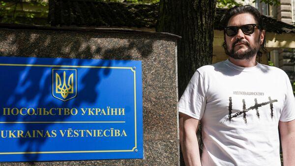 Шеф-редактор новостного сайта Sputnik Латвия Валентинс Роженцовс