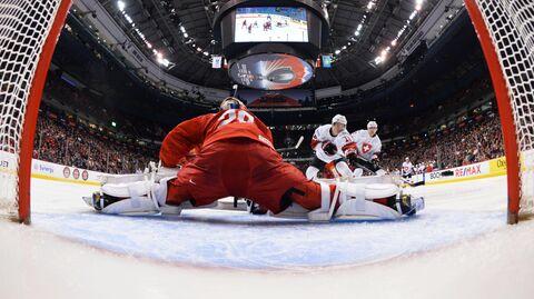 Жить спортом: Чемпионат мира по хоккею в Словакии