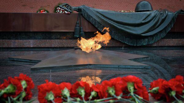 Могила Неизвестного солдата в Александровском саду