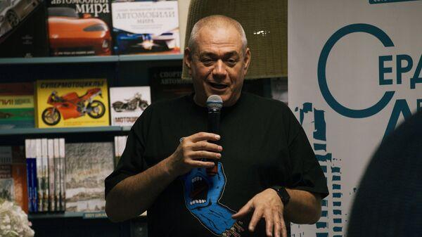 Журналист, главный редактор радиостанции Говорит Москва Сергей Доренко