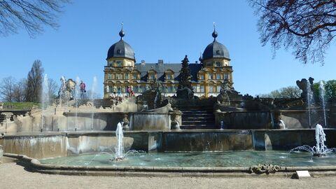 Бамберг. Замок Зеехов