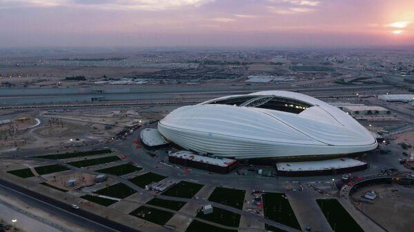 Стадион Аль-Вакра в Катаре