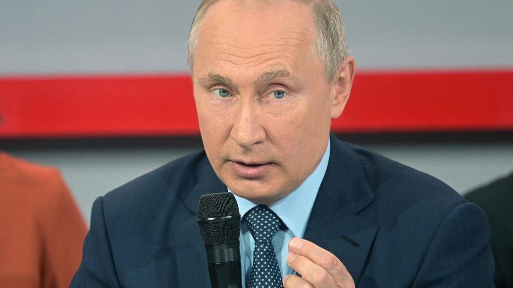 Путин прокомментировал ситуацию вокруг строительства храма в Екатеринбурге