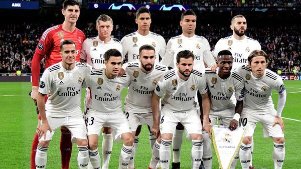 """""""Реал"""" стал самым дорогим футбольным брендом, """"Зенит"""" остался в топ-50"""