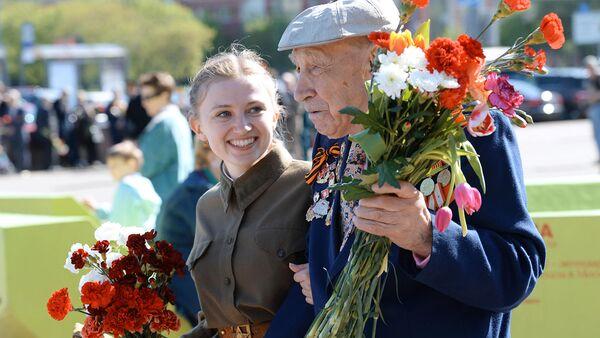 В Алтайском крае открылся центр подготовки добровольцев к 75-летию Победы
