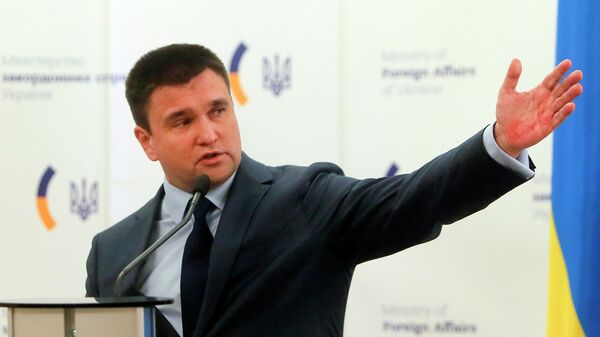 """В Крыму назвали условия Климкина для """"возвращения"""" полуострова бредом"""