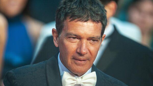 Актер Антонио Бандерас на красной дорожке премьеры фильма Педро Альмодовара Боль и слава (Dolor y gloria) в рамках 72-го Каннского международного кинофестиваля.