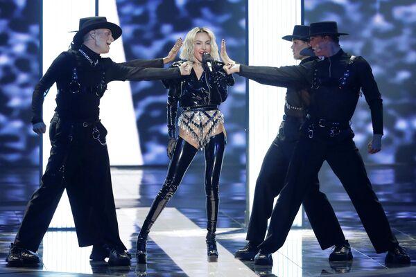 Певица Тамта (Кипр) в финале международного конкурса Евровидение-2019