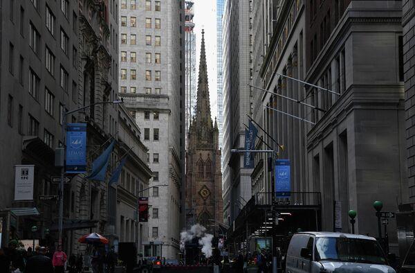 Церковь Троицы в Нью-Йорке