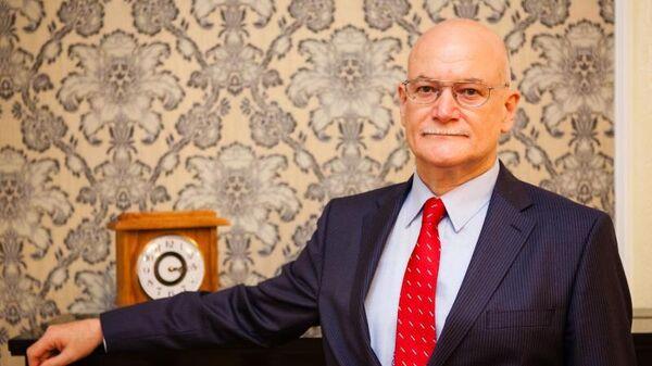 Посол России в Словакии Алексей Федотов