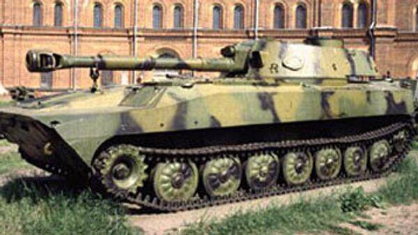 Самоходная артиллерийская установка 2С5