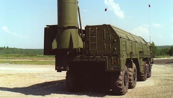 Высокоточный оперативно-тактический ракетный комплекс сухопутных войск Искандер-Э