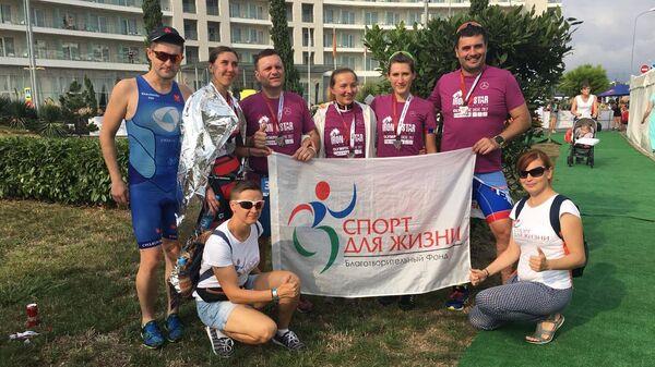 Впервые в России пройдет Чемпионат по триатлону среди незрячих