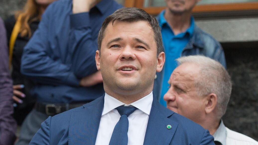 Глава администрации Зеленского пообещал России политику