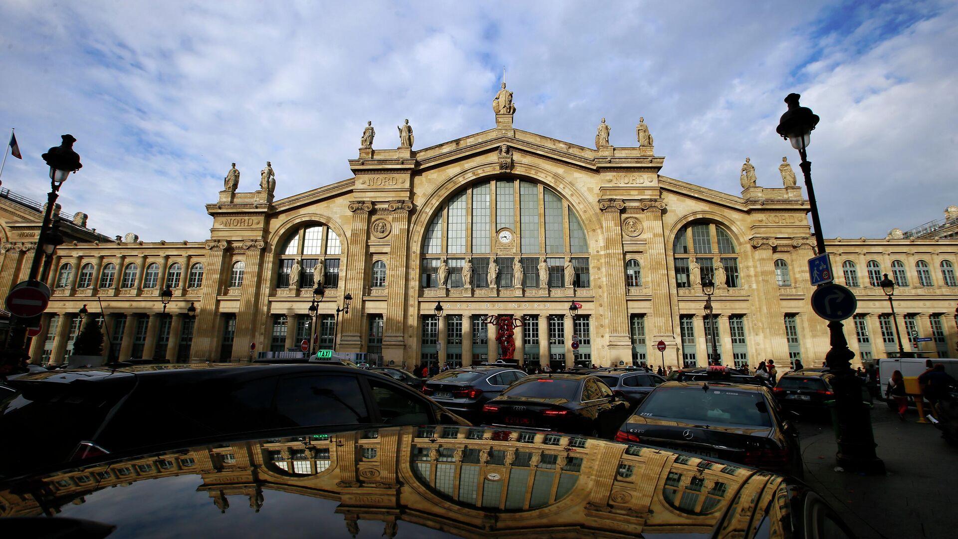 Франция приостановила транспортное сообщение из Великобритании