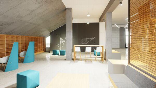 Проект образовательного центра в новой Москве
