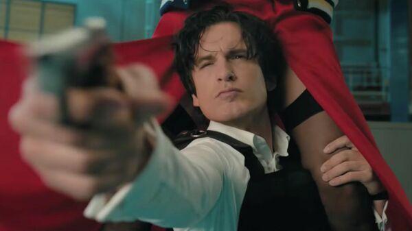 Кадр из фильма Плейбой под прикрытием