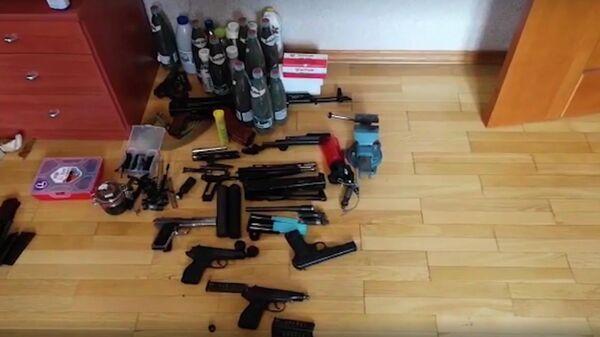 ФСБ РФ пресекла деятельность преступной группы по изготовлению и сбыту оружия