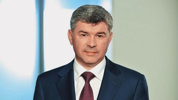 Генеральный директор холдинга Атомэнергомаш Андрей Никипелов