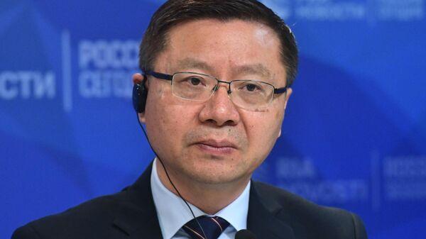 Директор Института изучения Китая Университета Фудань Чжан Вэйвэй