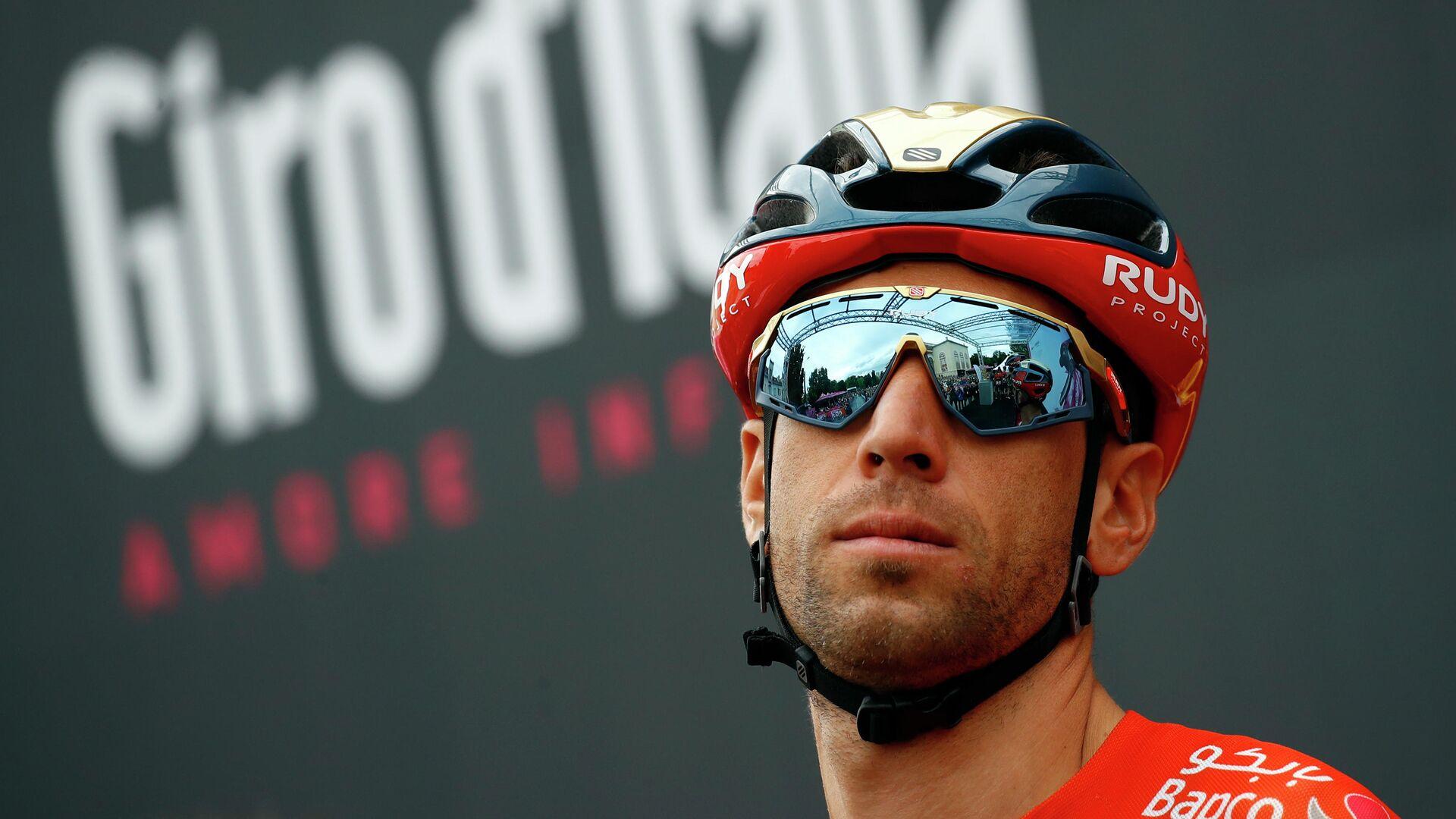 Винченцо Нибали на Джиро д'Италия-2019 - РИА Новости, 1920, 15.04.2021
