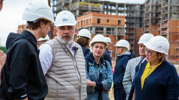 Встреча представителей Фонда защиты дольщиков с дольщиками ЖК Лайково