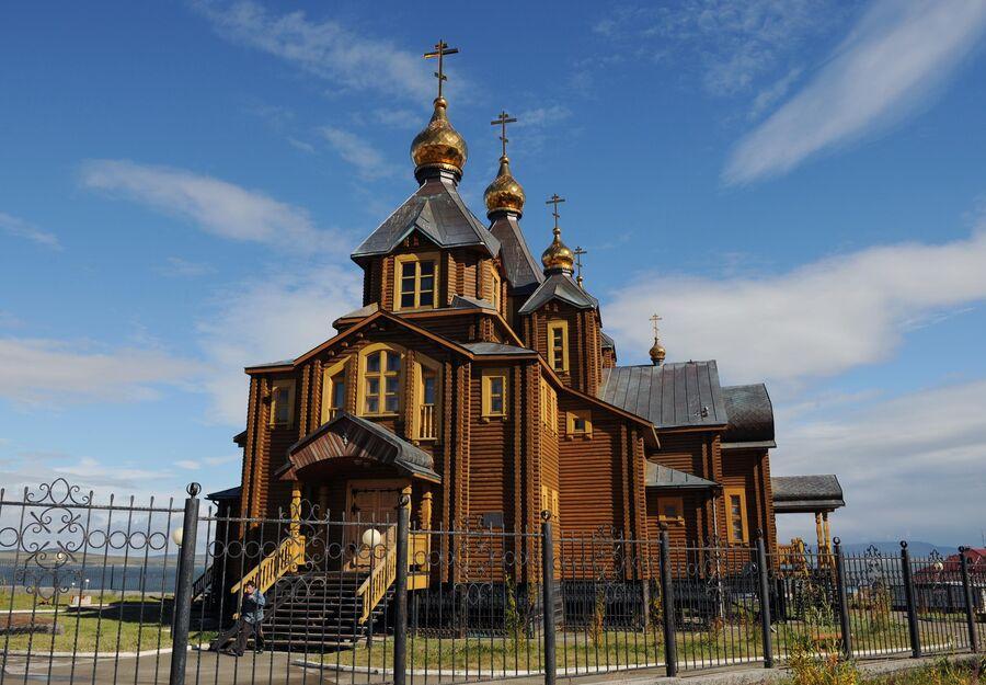 Троицкий собор в Анадыре