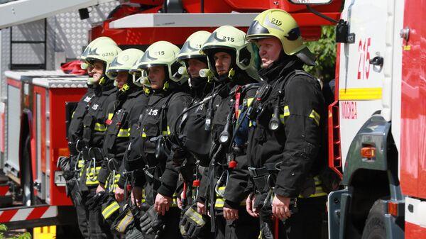 Пожарно-спасательный отряд №215