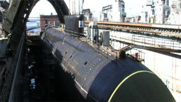 «Юрий Долгорукий» — российская атомная подводная лодка