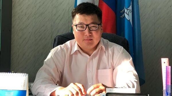 Мэр города Вилюйска Нюргустан Афанасьев