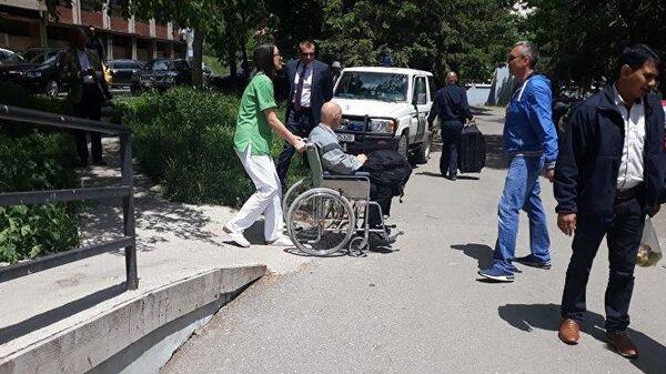 Власти Косово объявили пострадавшего россиянина персоной нон грата