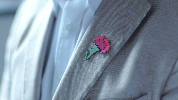 Красная гвоздика: серебряные волонтёры помогают ветеранам