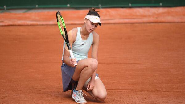 Теннис. Ролан Гаррос. Шестой день