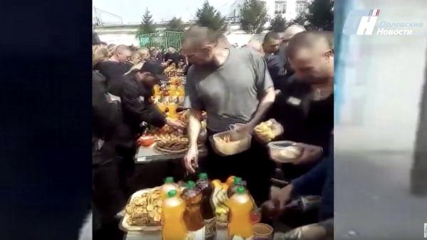 Начальника орловской колонии уволят после скандала с пиром заключенных