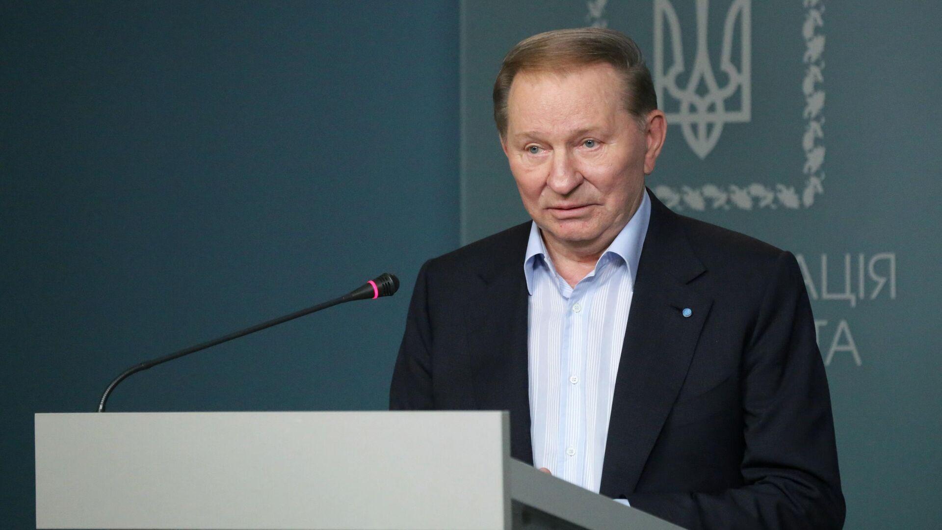 Кучма: если встреча Зеленского с Путиным состоится, она будет сложной