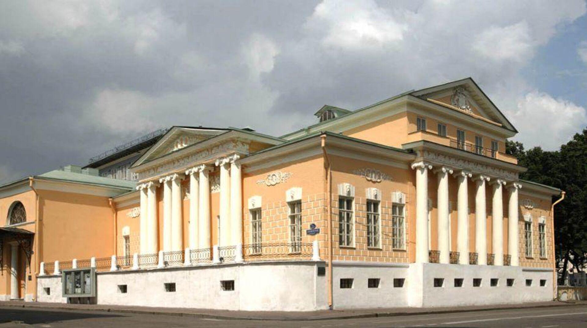 Государственный музей А.С. Пушкина - РИА Новости, 1920, 06.01.2021