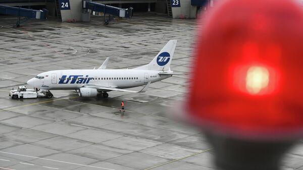Следовавший из Сочи в Москву самолет сел в Воронеже из-за смерти пассажира