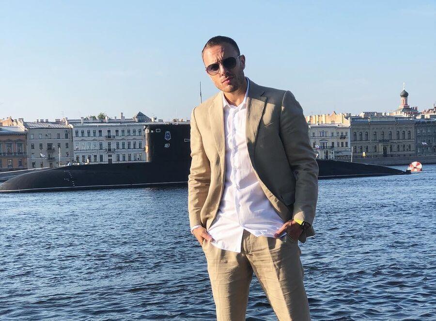 Тимур Соловьев в Санкт-Петербурге