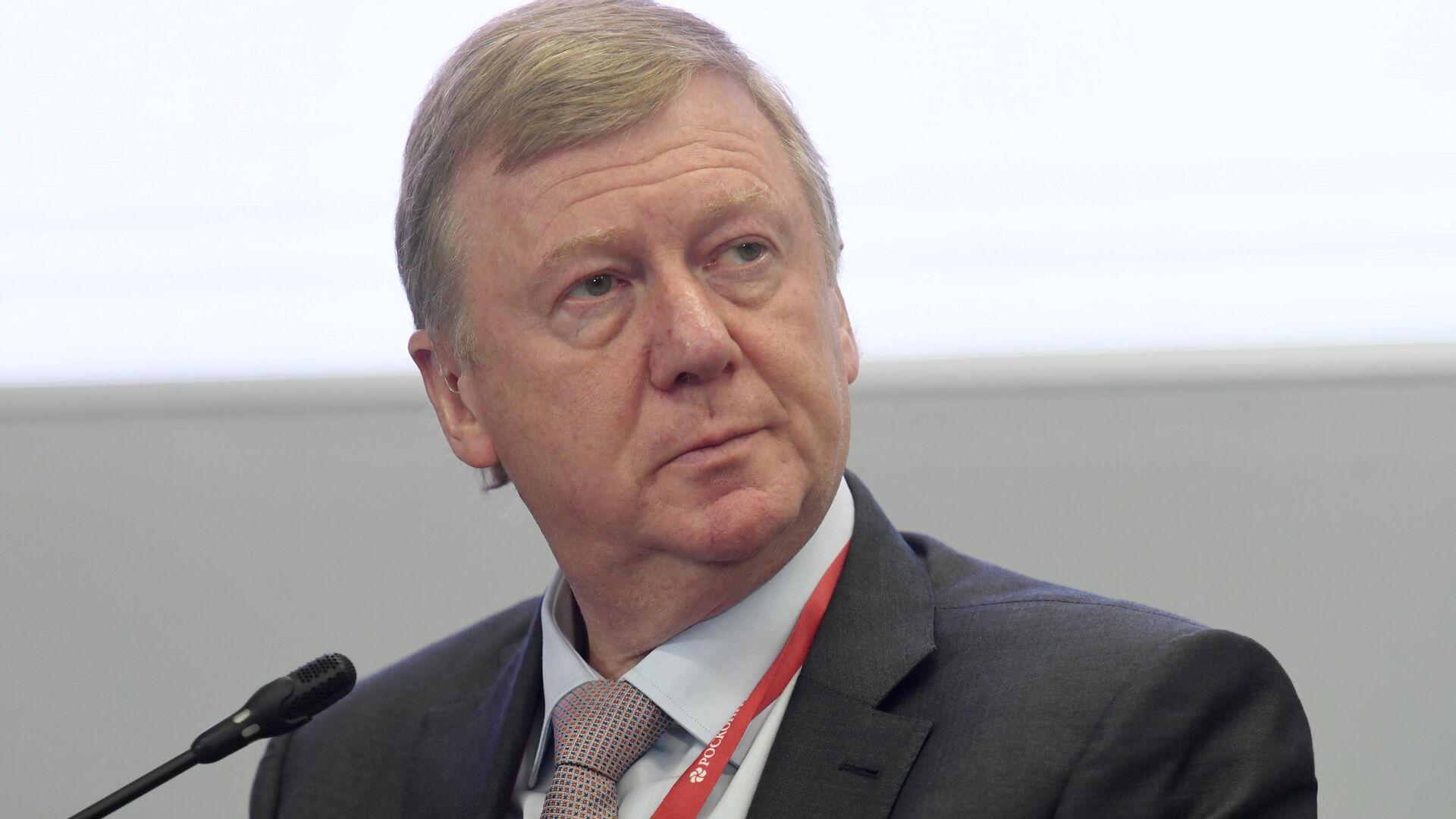 """Правительство утвердило отставку Чубайса с поста главы """"Роснано"""""""