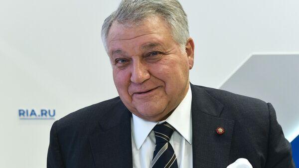Президент Национального исследовательского центра Курчатовский институт Михаил Ковальчук
