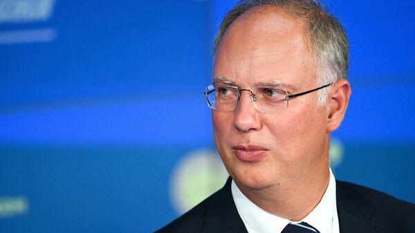 Генеральный директор Российского фонда прямых инвестиций (РФПИ) Кирилл Дмитриев на ПМЭФ-201