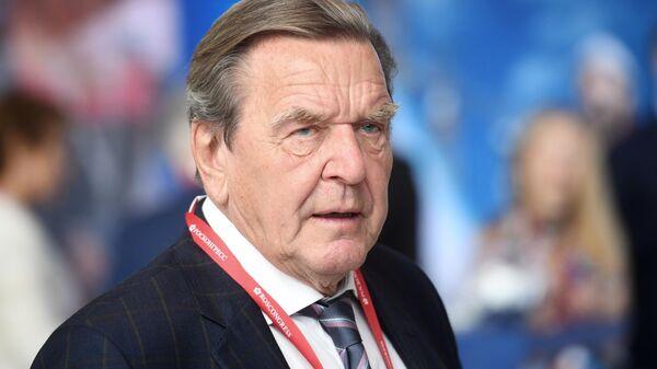 Герхард Шредер