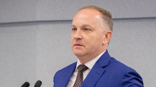 Мэр Владивостока Олег Гуменюк