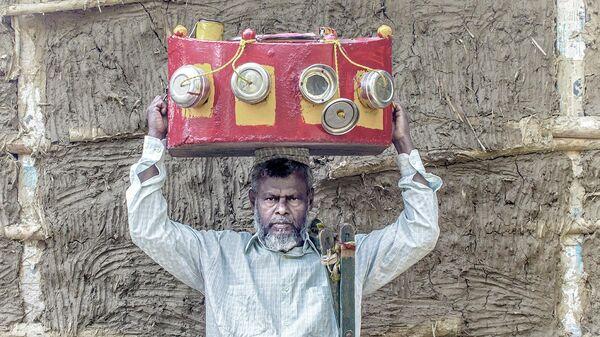 Работа фотографа Сантану Дей Ностальгия на грани вымирания. Индия