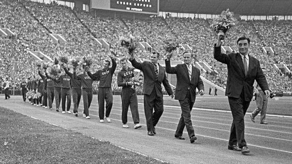 Сборная команда СССР