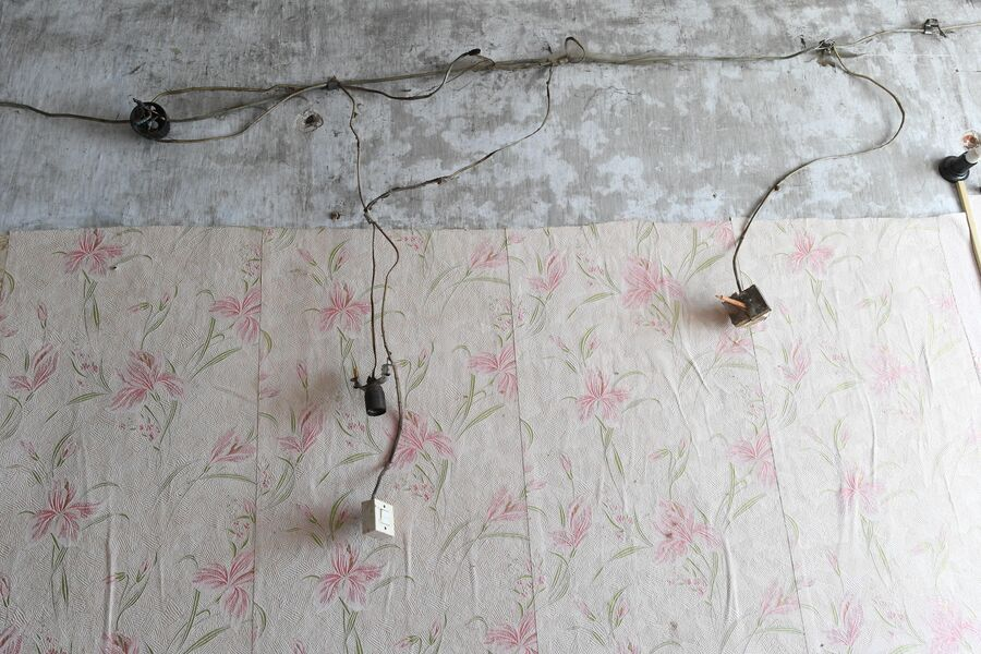 Проводка в комнате