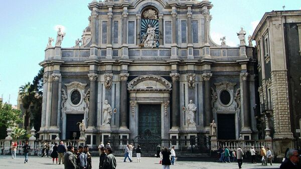 Кафедральный собор святой Агаты в Катании