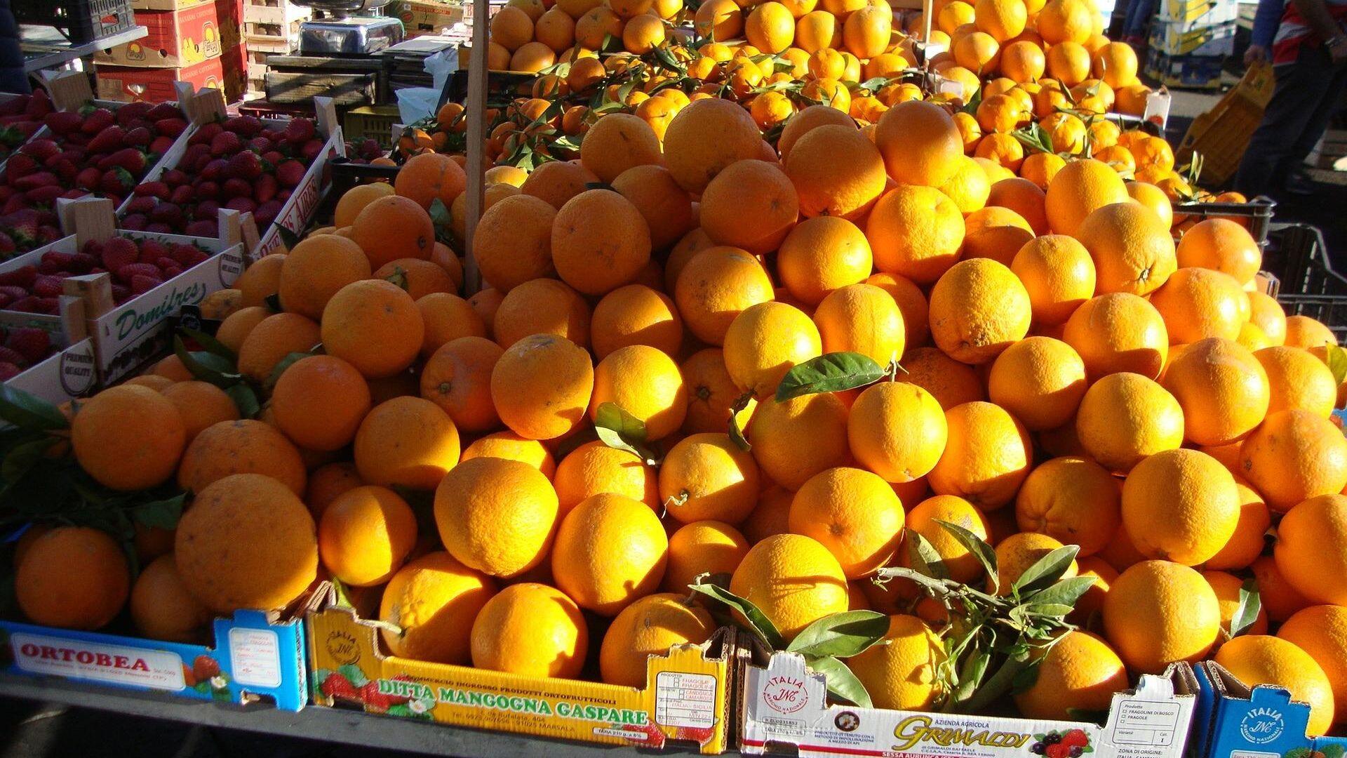 Раскрыта опасность поедания апельсинов