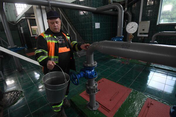 Станция очистки ливневой канализации Жуково-2